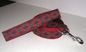 Argyle (Christmas) Collars