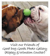Good Dog Goods Photo Gallery