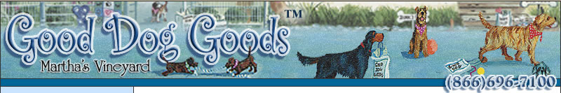 Good Dog Goods Header Image