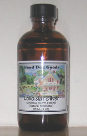 Colloidal Silver - Universal Antibiotic