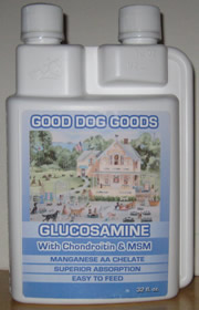 K-9 Glucosamine with Chondroitin and MSM