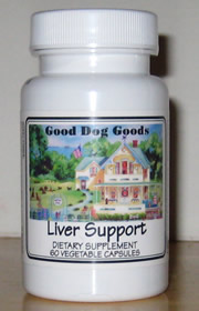 Liver Support - Milk Thistle Restorative for Liver