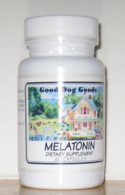 Melatonin - Relaxant and Antioxidant